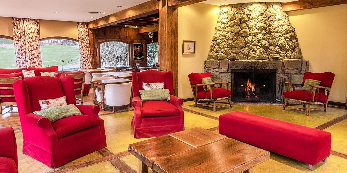 Kau Yat�n Hotel de Campo - Hotel en El Calafate - Argentina